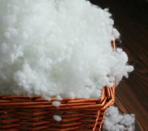 100g High Quality Pearl Cotton Environmental Stuffing Fiber Filling Material Toys pillows Doll insert Fiberfill