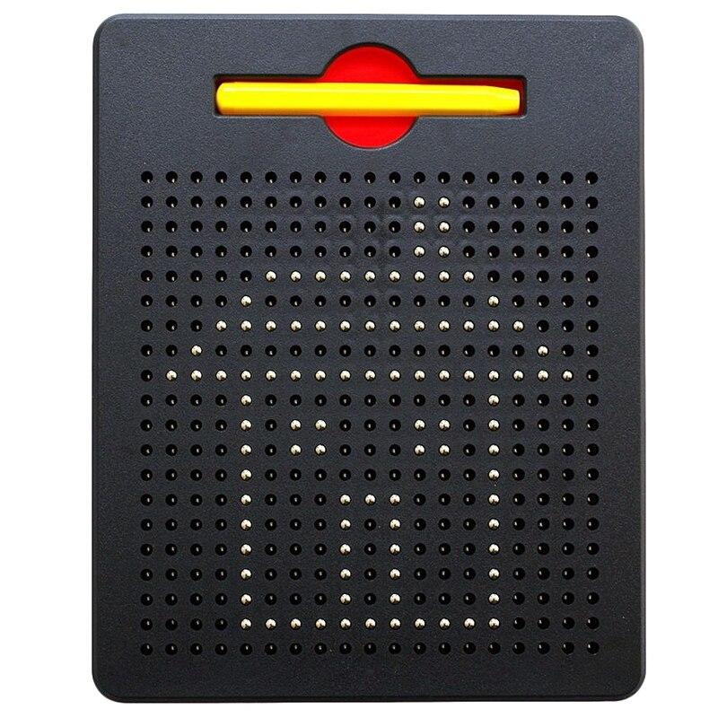 Prancheta magnética, Jogo Livre Doodle Prancheta de Desenho Magnético Com Canetas Stylus (Preto) pintura Desenho brinquedos juguetes brinquedo