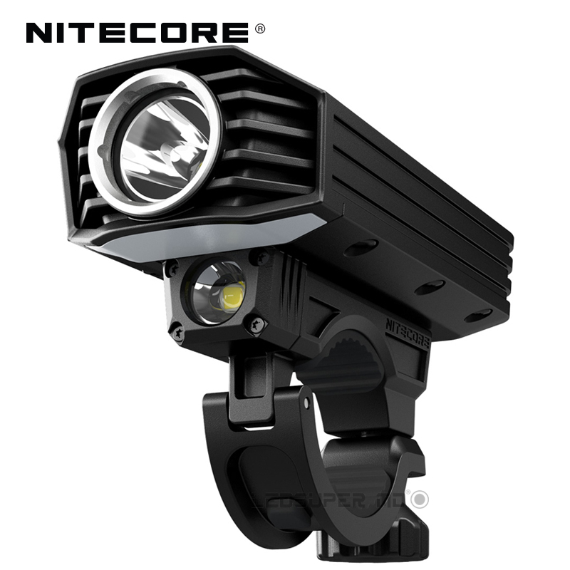 Image 3 - 1800 Lumens Nitecore BR35 CREE XM L2 U2 LED Rechargeable Bike / Bicycle Front Light Built in 6800mAh Battery-in Flashlights & Torches from Lights & Lighting
