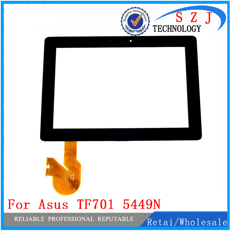 New 10.1'' inch Digitizer Touch Screen Panel Replacement For Asus Transformer Pad TF701T TF701 5449N FPC-1 free shipping 10 1 new for asus transformer pad tf300 tf300t 5158n fpc 1 tablet touch screen digitizer glass panel ja da5158n ibb