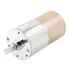 UXCELL(R) High Quality 1 Pcs DC 12V 5RPM  50mA 31K Torque Permanent Magnetic Gear Motor