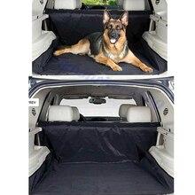 Car Boot Liner Suciedad Polvo Protector de La Cubierta protectora shipping-Y102 Perro Mascota Estera A Prueba de Agua Libre