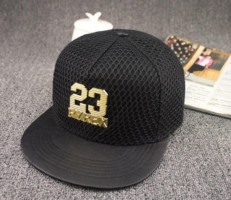 369a7bbc1be ... new zealand 2017 new fashion voucher gorras 23 trukfit snapback mesh  leather hip hop hat brim