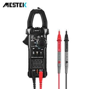 MESTEK CM80 цифровой измеритель напряжения диагностический инструмент для измерения напряжения Вольт Ампер Ом частота емкости NCV диод тестер