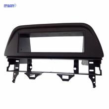 Calidad superior 1 DIN coche negro Radios fascia para 02-07 Mazda 6 Atenza estéreo interface Dash CD TRIM kit de instalación envío gratuito