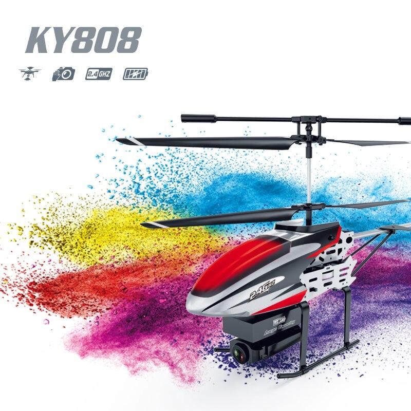 Мини 4CH 6 оси 1080 P RC самолет WI-FI стабильный Gimbal 4CH 6 оси HD 1080 P плоскости для камер плоскости Прямая вертолет
