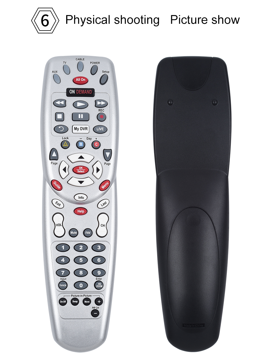 New Original For Xfinity Comcast Motorola Hd Dvr Digital Universal Remote Control Remote Controls Aliexpress