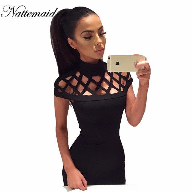 turtle neckline dresses