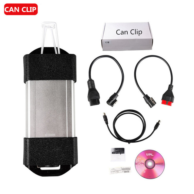 CAN Clip V188 Latest Diagnostic Tool For CAN Clip V188 Multi-languages