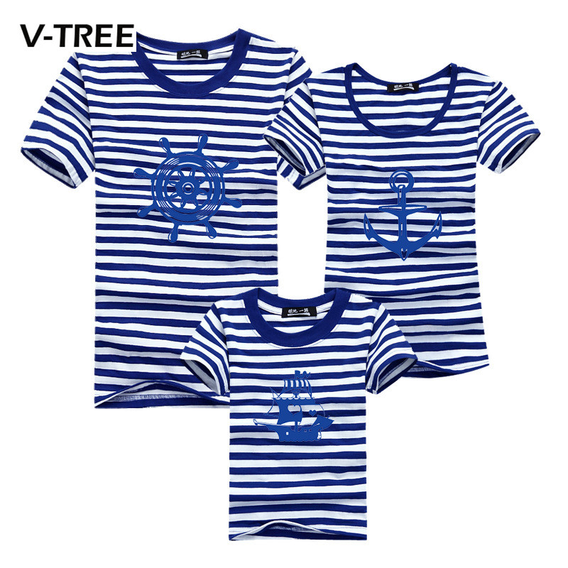 2016 spring mother & kids clothes new family matching outfits cotton t-shirt for mother and daughter clothes summer family look