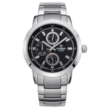 CASIMA Men's watch Business brand luxury watches dress leisure 2016 Fashionable Quartz Mens Waterproof Watch relogio masculino