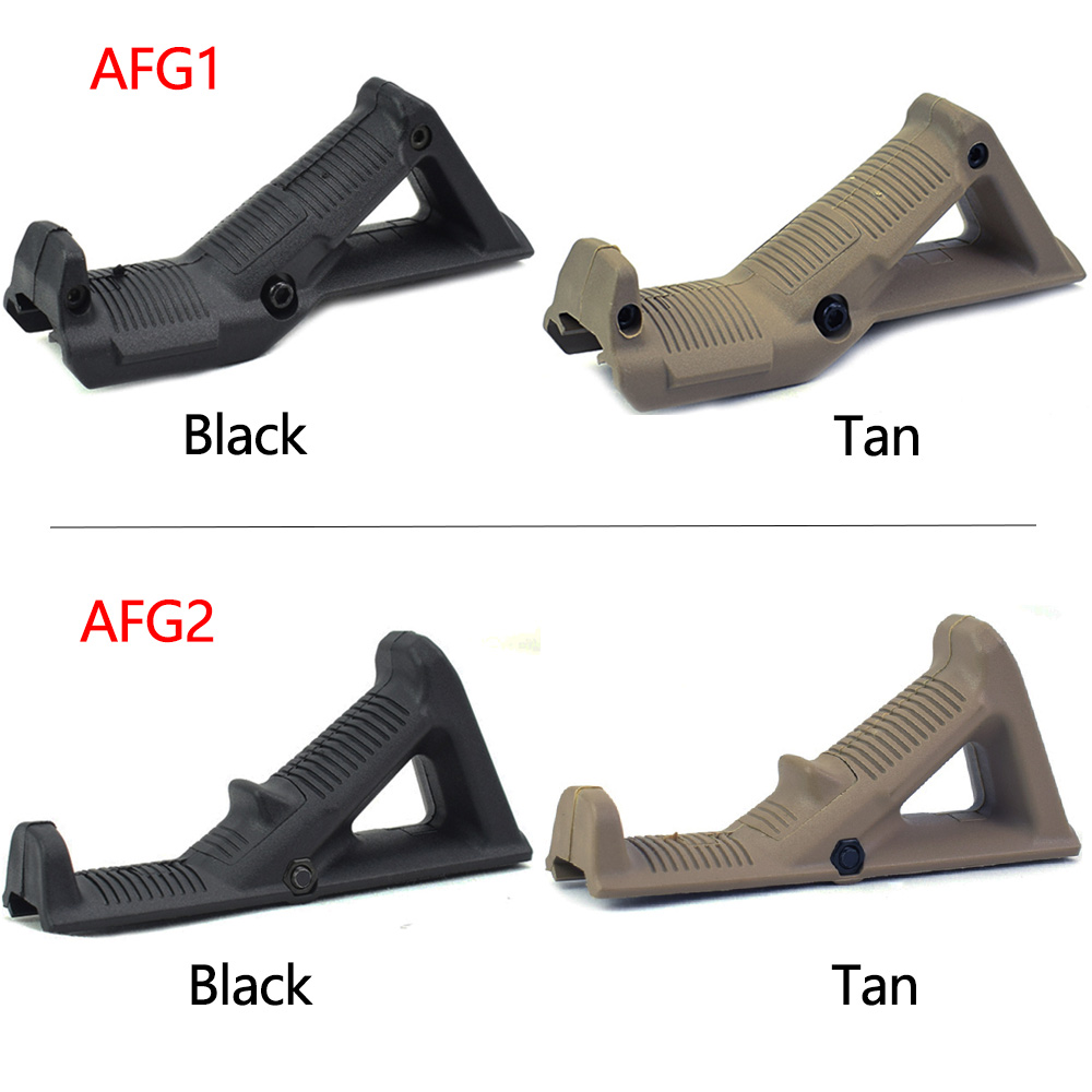 Gun Grip Foregrip-Holder Tactical-Grips Airsoft 20mm AFG1/AFG2 Shooting Guide-Rail Triangle