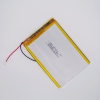 Shenzhen Technology 3X79X115MM 3 7v Lithium Polymer Battery 3 7V Volt Li Po Ion Lipo Rechargeable