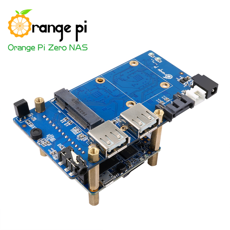US $6 98 |Orange Pi NAS Expansion board Interface board Development board  beyond Raspberry Pi -in Demo Board from Computer & Office on Aliexpress com