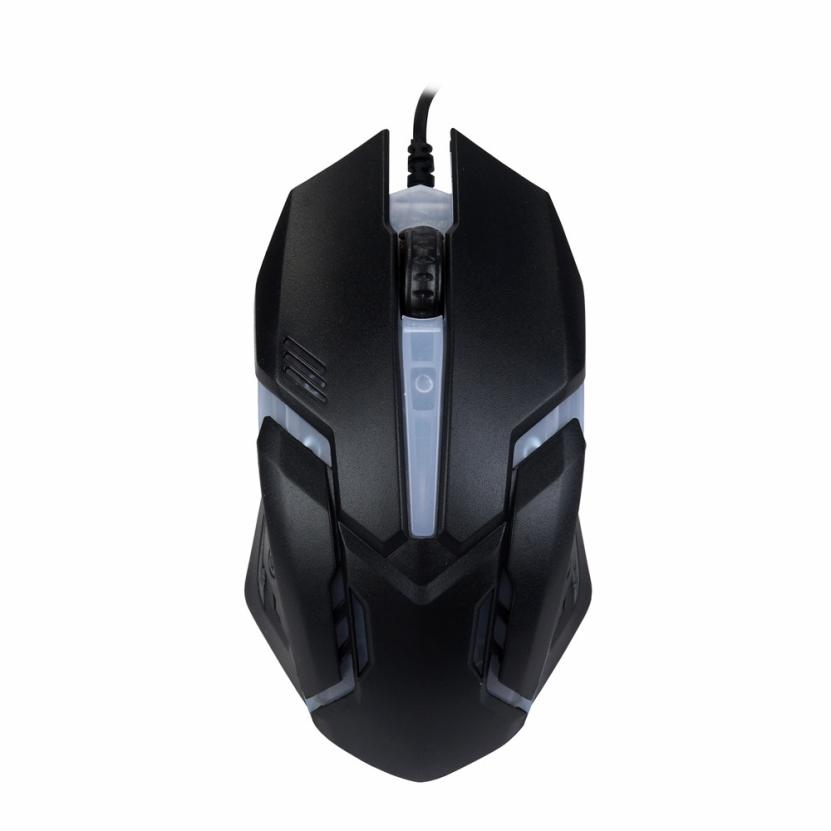 Adroit USB Wired Mouse X7 1600DPI Optical Luminous Gaming Mice Mouses Muis Gamer 28S7420 drop shipping aula sacred beetle programming 6d wired usb 1600dpi optical mouse