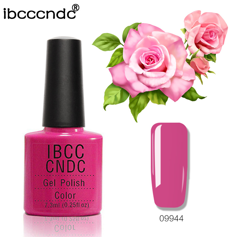 79 Colors Pure Pink Rose Color UV Nail Gel Polish Professional Nail Varnish Art Decorations Stikcer Manicure Nail Lacquer 09944