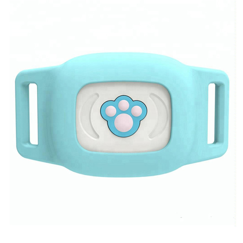 Smart Waterproof IP67 MiNi Pet GPS AGPS LBS Tracking Tracker Collar For Dog Cat AGPS LBS SMS Positioning Geo Fence Track Device|GPS Trackers| |  -
