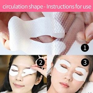 Image 5 - ILISYA C מחזור נגד קמטים עיניים תיקוני עבור עיגולים שחורים קמטים הסרת לחות לחות מסכת עיניים
