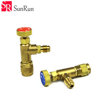 HS-1221 air conditioning plus special valve refrigeration tools R22/R410 plus fluoride safety valve fluoride tools accessories image