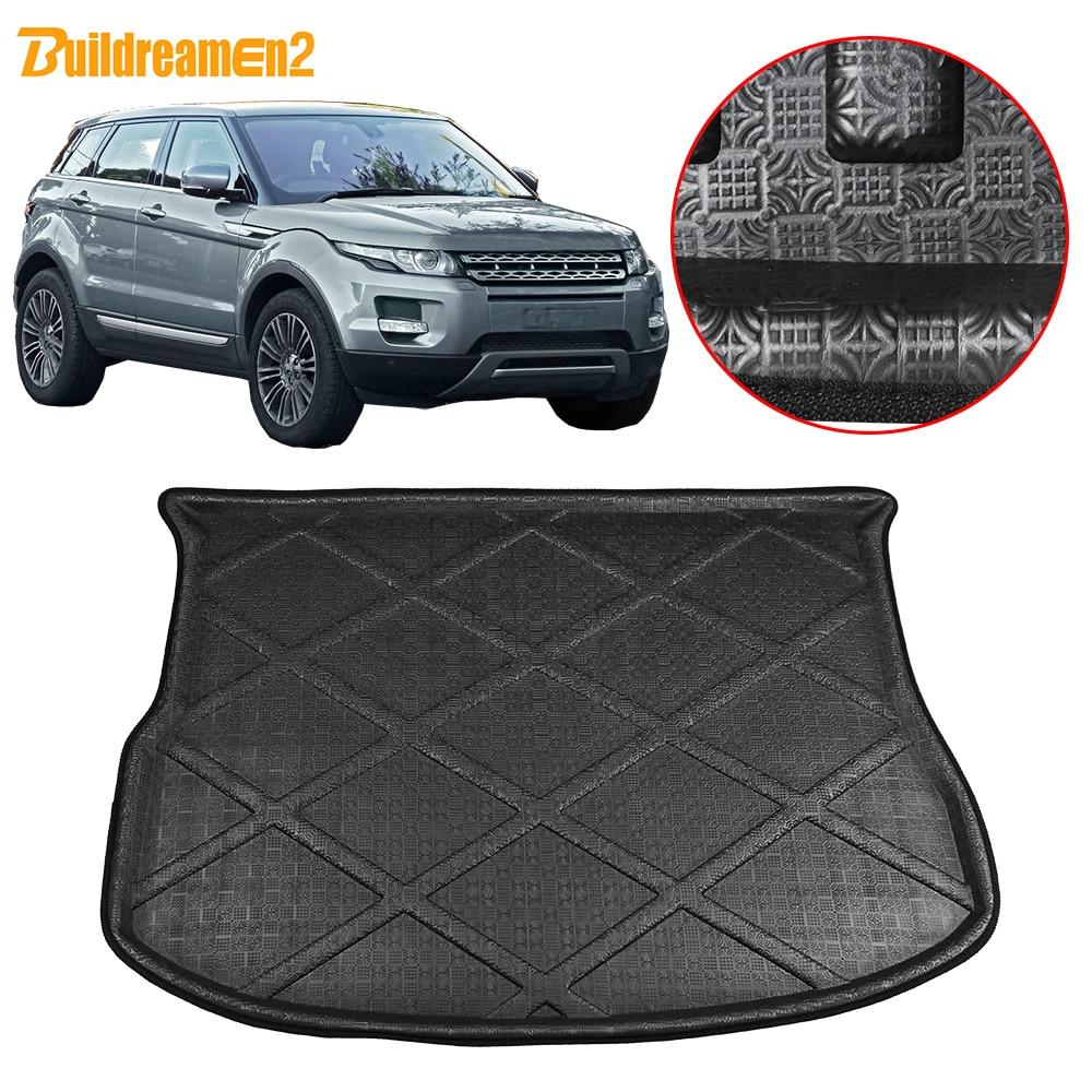 Range Rover  Car Leather black effekt Boot Tidy Organiser-Fits all Models