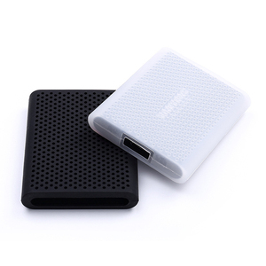 Image 3 - 2019 Newest Storage Travel Case Silicone Protective Cover for Samsung T5/ T3 Portable External SSD Solid State Drive
