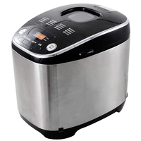 THS20BB PASY Bread Maker 750 1000g Household Stainless Steel Jam Making Yogurt Rice Wine Automatic Noodles Dough Bread Makers