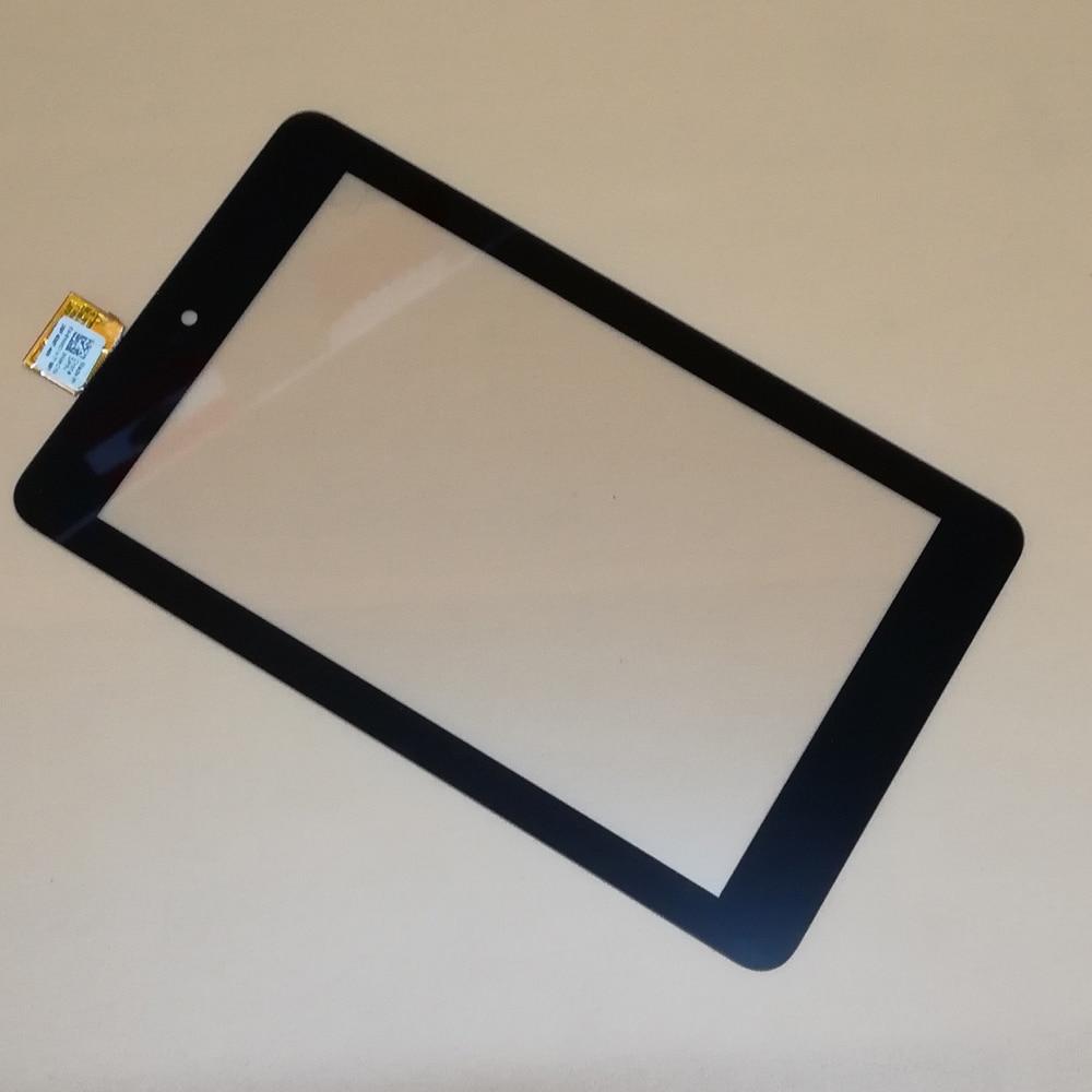 все цены на 100% Test Black For Dell T01C Venue 7 3730 3740 Front Touch Screen Digitizer Panel Glass Sensor