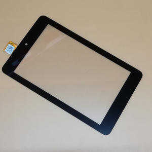 Test Black For Dell T01C Venue 7 3730 3740 Front Touch Screen Digitizer Panel Glass