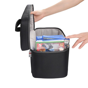 Image 3 - Large Capacity CD Discs Storage Bag for Xbox One PS4 /PS4 PRO Game Disc Carrying Case Travel Portable Storage Cover Case Box