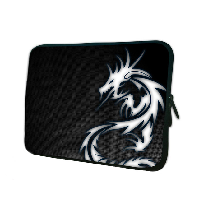 "13"" 13.3"" Notebook Soft Inner Cases Laptop Bags For Lenovo IdeaPad Yoga 13 Dragon Laptop Anti-shock Sleeve Bags For Macbook Air"