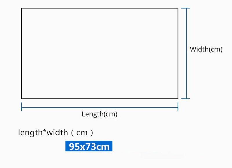 95x73cm