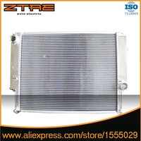 2 Rows 2 Aluminum Radiator for 90 99 BM*W M3 91 98 318 Manual Transmission ONLY
