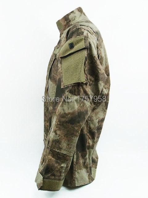 Hərbi kamuflyaj A-TACS Camo ACU stil forması A-TACS kamo köynək - İdman geyimləri və aksesuarları - Fotoqrafiya 2