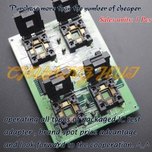 IC TEST M4-MPU51-PL44 Programming Module For ALL-100 Programmer PLCC44 Adapter