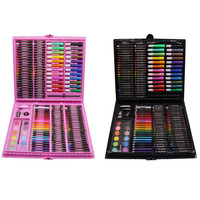 Good News! Children 's Painting Pen Set Colored Pencils Pencil Sharpener Watercolor Pen Student Stationery Perfect Suit