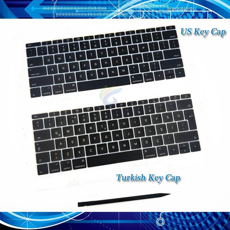 US $5 76  A1708 Keyboard Key Cap Genuine New for Macbook Pro 13