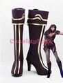 Custom Made American Game LOL Warrior Princess Sivir Cosplay Shoes For Christmas Halloween Festival CosplayLove