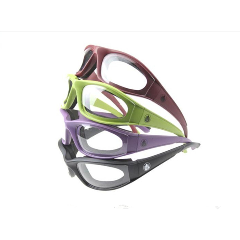 MOM'S HAND Kitchen Tools Onion Cutter Goggles Onion Tear Free Glasses Chopping Eye Protector Glasses 3
