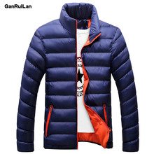 Winter Men Jacket 2019 Brand Casual Mens Jackets And Coats Thick Parka Men Outwe
