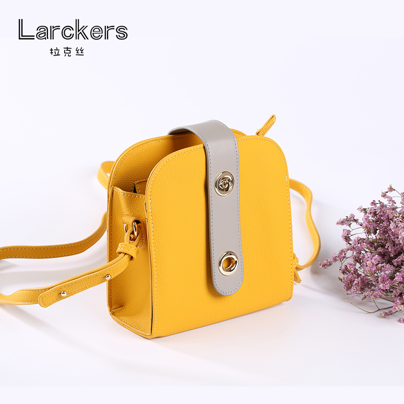 Yellow and pink summer shinning color pu women crossbody bag fashion sequined belt women flap long shoulders bag