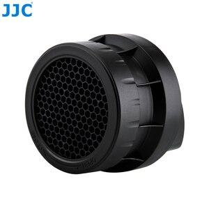 Image 2 - JJC Kit de Flash de estudio 3 en 1 difusor de Speedlite, Softbox, rejilla de nido de abeja para CANON 600EX II RT/580EX II/YONGNUO YN560 IV/YN 600EXII