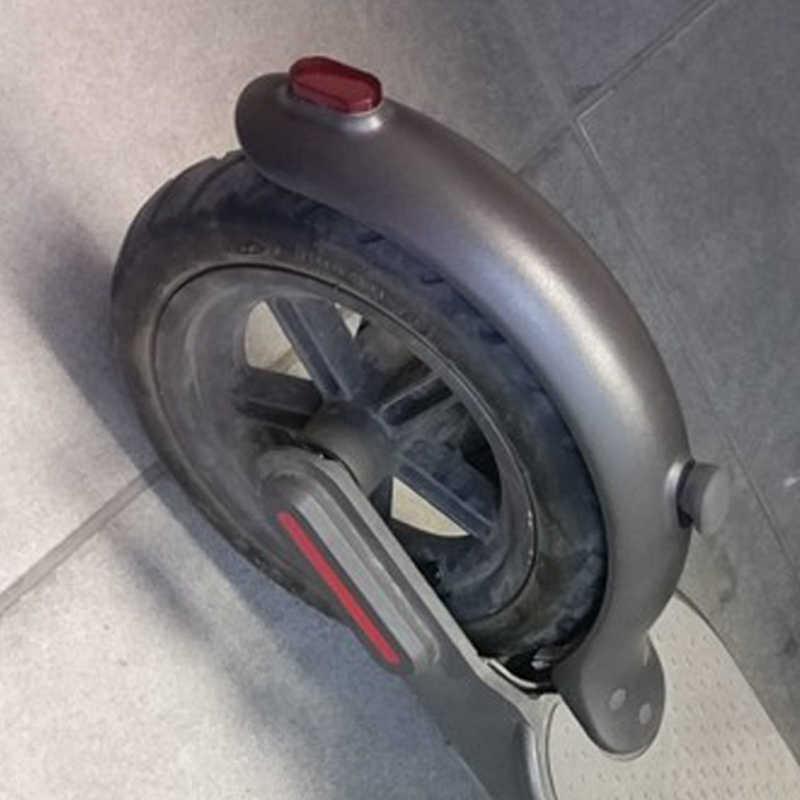 Hinten Vorne Kotflügel Reifen Reifen Splash Fender Wache Flügel für Xiaomi Mijia M365 Elektrische Skateboard Roller Reparatur Ersatz Kit