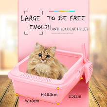 Durable Wooden Safe Large Cat Toilets Resisitant Bite Cute Soft High Quality Cat Litter Weich Cats Products Pet Tools 90Z2075
