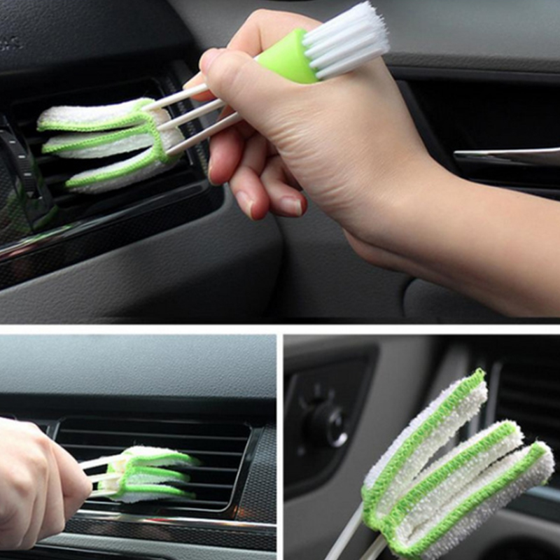 Car-Styling Tool Cleaning Brush Dust Removal Keydoard  For Bmw E90 E46 Audi Polo A3 A4 B8 B6 Volkswagen Ford Focus 2 3 Passat B6