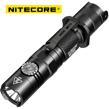 2018 new NITECORE Multi-Task MT22C Tactical Rotary Switch 1000 Lumens LED Flashlight Search Rescue Portable Diecast Torch