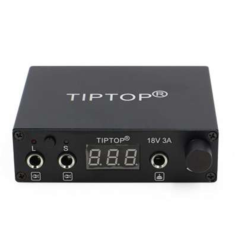 2017 Newest Tip Top High Quality Professional Mini Tattoo Power Supply For Tattoo Machine Guns Supply Free Shipping top selling professional digital lcd tattoo power supply high quality black tattoo power supply for tattoo machine free shipping