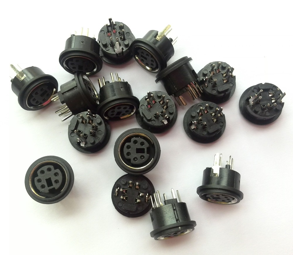 500 pcs mini din female connector 56 pin circular pcb mount din 500 pcs mini din female connector 56 pin circular pcb mount din connector in connectors from lights lighting on aliexpress alibaba group publicscrutiny Images