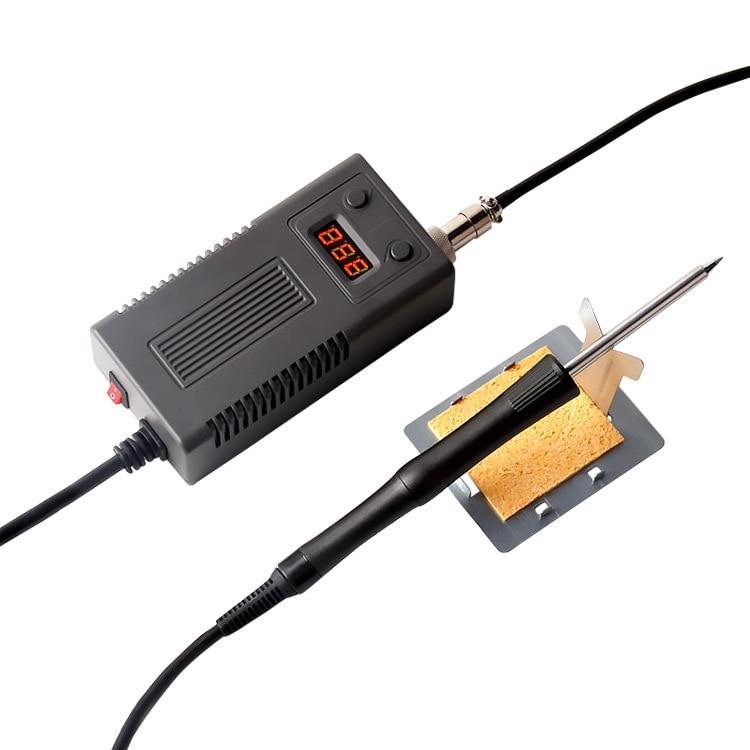 950D 110V/220V 50W Mini Portable Soldering Iron Digital BGA Soldering Station With T12 Tip soldering station soldering iron tip t12 soldering iron solder tip t12 1405 1406 for hakko
