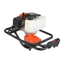 Бензобур PATRIOT PT AE51D(Без шнека, мощность 1470Вт, объем двигателя 51смᵌ, объем топливного бака 1.3 л, диаметр бура