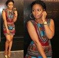 O Envio gratuito de New design de moda imprimir Dashiki africano tradicional, Vestuário africano y01